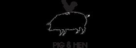 Pig & Hen smycken