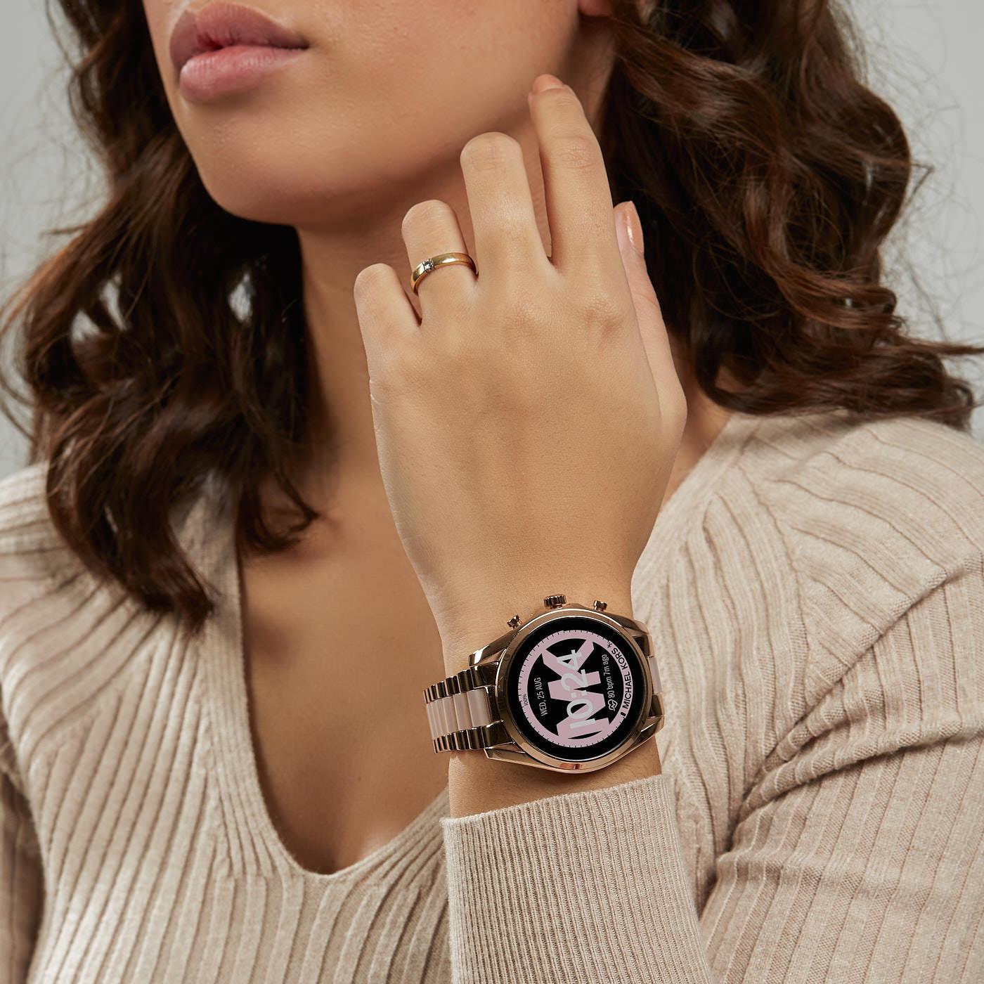 Michael Kors Access Bradshaw Gen 5 Display Smartwatch MKT5090