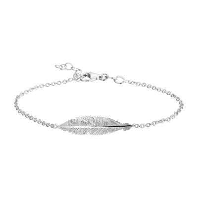 Selected Jewels 925 Sterling Zilveren Hanne Armband SJ0210266 (Lengte: 16.50-19.00 cm)