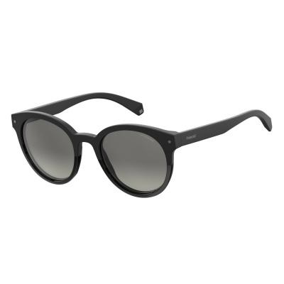 Polaroid Black Zonnebril PLD-6043S-807-51-WJ