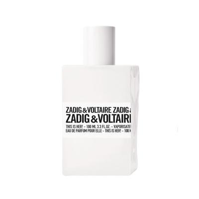 Zadig & Voltaire This Is Her Eau De Parfum Spray 50 ml