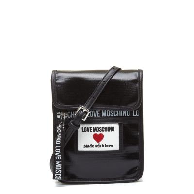 Love Moschino Canvas Nero Crossbody JC4035PP1CLC100A