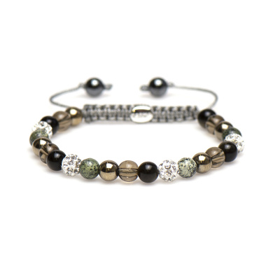 Karma Spiral Maryon Armband 83322 (Längd: 17.50-19.00 cm)