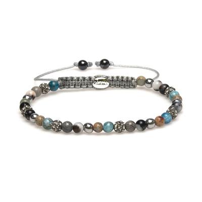 Karma Sprial Fyne Armband 84279 (Längd: 17.50-19.00 cm)