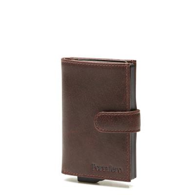 Portafero Dark Brown Pasjeshouder PF161002