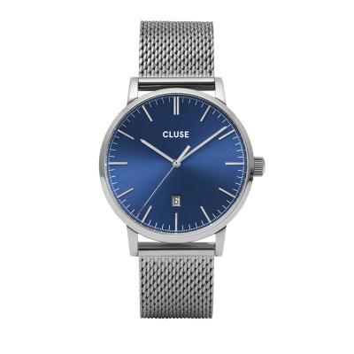 CLUSE Aravis Zilverkleurig horloge CW0101501004