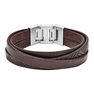 Fossil Vintage Casual Armband JF02999040 (Lengte: 17.50-19.50 cm)