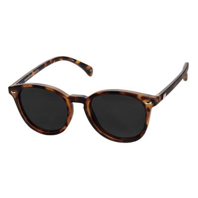 Le Specs Bandwagon Matt Tortoise Polariserade Solglasögon LSP1502122