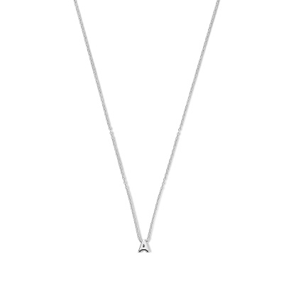 Selected Jewels Julie Chloé 925 sterling zilveren initial ketting SJ1010101
