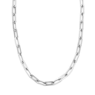 Selected Jewels Lizzy Juna 925 Sterling Zilveren Ketting SJ320004 (Lengte: 45.00 cm)