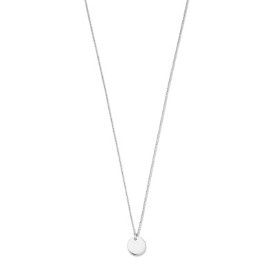 Selected Jewels Lizzy Maja 925 Sterling Zilveren Ketting SJ340011 (Lengte: 40.00-45.00 cm)