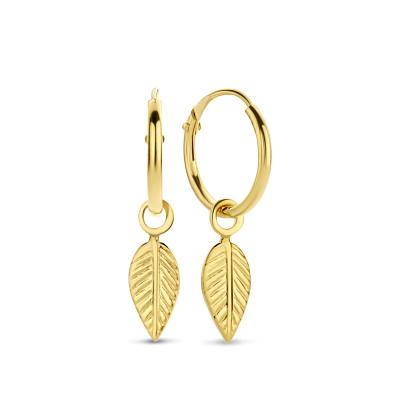 Selected Jewels Lina Marie 925 Sterling Zilveren Oorbellen SJ360013