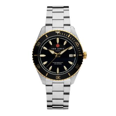 Sem Lewis Lundy Island Diver klocka SL1100074