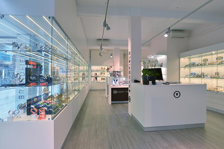 Brandfield-butik 2